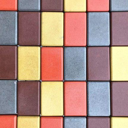 Тротуарная плитка «Старый город» — характеристики и применение