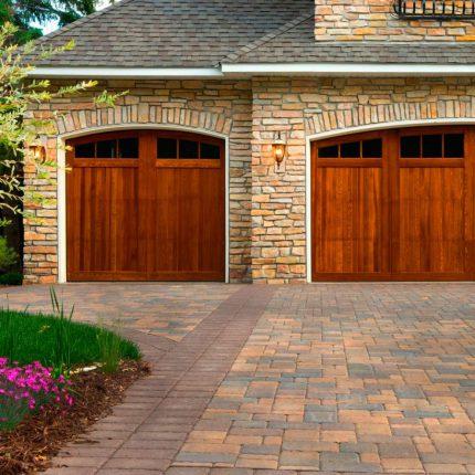 Тротуарная плитка — превосходный материал для облагораживания территории