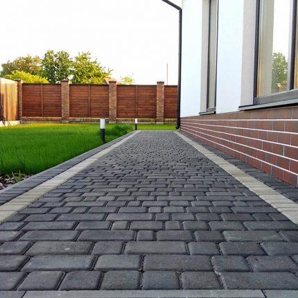 ТОП 5 фактов о тротуарной плитке